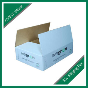Fully Custom Printed Double Sided Corrugated Cardboard Mailer Boxes pictures & photos