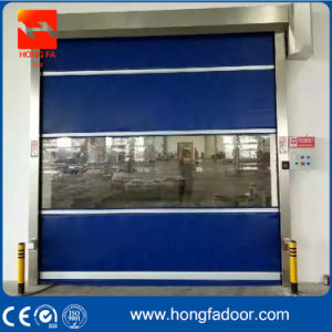Cheap Roller Shutter High Speed Rolling Door (HF-23) pictures & photos