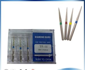 Dental Diamond Bur Tooth Drill for High Speed Handpiece pictures & photos