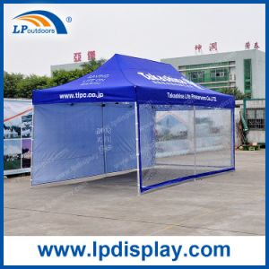 Easy up Outdoor Car Shelter Pop up Tent with Transparent Wall pictures & photos