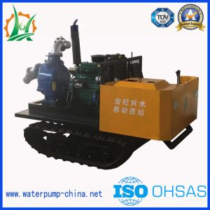 Crawler Self-Propelled Mobile Pumping Station Platform pictures & photos