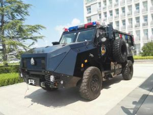 Sinotruk Military Vehicle with Anti-Bullet for Police and Army pictures & photos
