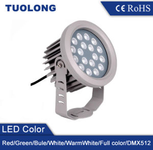 LED Spotlight IP65 Waterproof RGB Color Changing 30W LED Floodlight Hot Sale Outdoor Floodlight pictures & photos