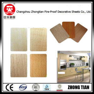 White HPL Decorative High Pressure Laminate pictures & photos