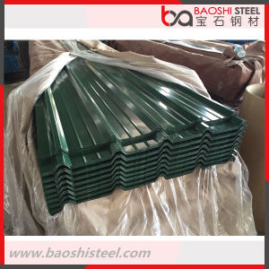 Prime Quality Corrugated Roofing Sheet pictures & photos