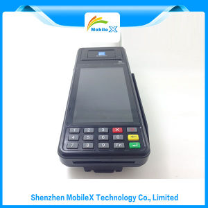 Mobile Payment Terminal with 1d/2D Barcode Scanner, Camera, GPS, 4G pictures & photos
