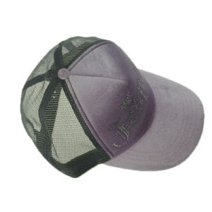 Custom Embroidery Snapback Trucker Hat pictures & photos
