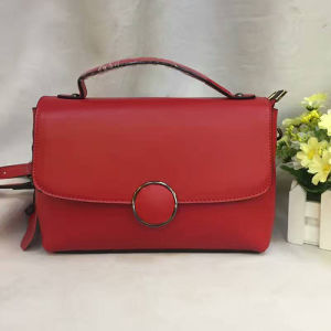 2017 Hot Selling Lady Sling Shoudler Bag Genuine Leather Handbag Factory Price Emg4826 pictures & photos