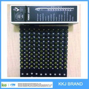 Black Color. 27 Caliber Plastic 6.8X11 S1jl Strip Powder Load pictures & photos