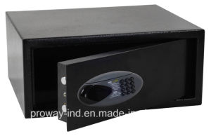 Laptop Hotel Safe with Credit Card Swipe Lock System, High Security and Heavy Duty pictures & photos