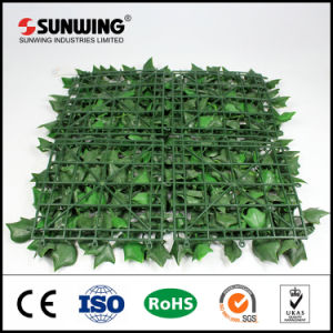 Fireproof Artificial Hedge Fence in Roll for Home Garden Decoration pictures & photos