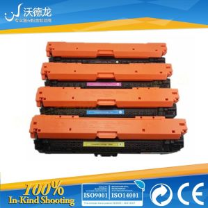 Ce740A-741A-742A-743A (307A BK/C/M/Y) Color Lasejet Toner Cartridge Compatible for Cp5225 pictures & photos