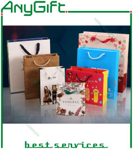Fashion Customized Paper/ Kraft Shopping Bag pictures & photos