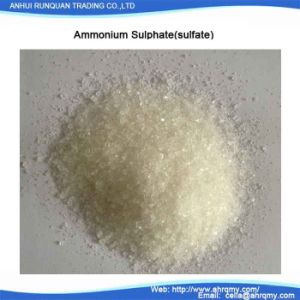 Nitrogen Fertilizer, Ammonium Sulphate with N21%, Free Sample pictures & photos