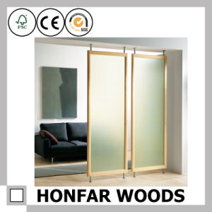 Modern Custom Wood Folding Screen in Living Room pictures & photos