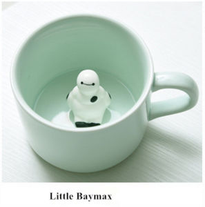 Cute Mug Cup Two or More Styles for Christmas Gift to Choice pictures & photos