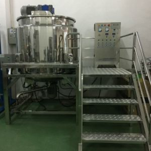 1000L Heating Homogenizer Mixer for Shampoo and Liquid Soap pictures & photos