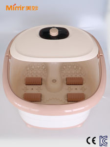 Heat Infrared Foot SPA Massager with Kc Certificate pictures & photos