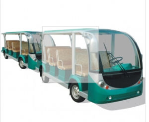 Electric Bus Train for Sale pictures & photos