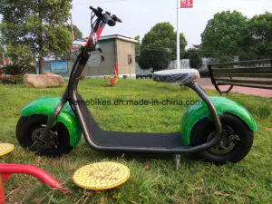 Electric Motor Scooter with 1000W 60V/12ah/20ah/30ah pictures & photos
