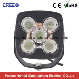 High Power 10W*5PCS CREE LED Work Light 5inch pictures & photos