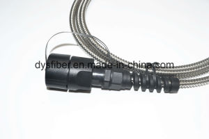 Waterproof Odva/MPO Armored Outdoor Patchcord pictures & photos