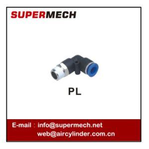 Pl Pneumatic Plastic Quick Connect Fitting pictures & photos