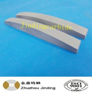 Tungsten Carbide Strip for Hammer for Crushing Ore pictures & photos