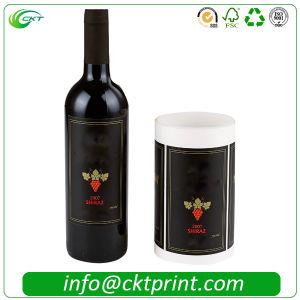Competitive Quality Custom Wine Labels (CKT-LA-659) pictures & photos