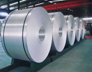 Manufacture Hot Rolled Aluminum Coil for ACP Skin A3105 pictures & photos