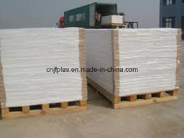 High Quality White & Carving 20mm PVC Foam Board/PVC Foam Board Manufacturer pictures & photos