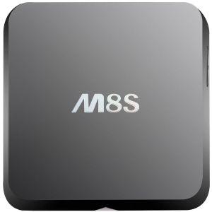 Amlogic S812 Bluetooth 4.0 M8s Plus Kodi Set Top Box Media Player pictures & photos