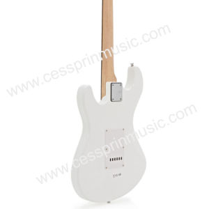Hot Sell /Electric Guitar/ Lp Guitar /Guitar Supplier/ Manufacturer/Cessprin Music (ST601) White pictures & photos
