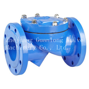 Swing Type Rubber Disc Non Return Valve (HC44X) Buffer Damping pictures & photos