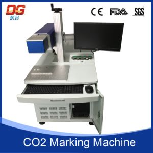 Best Price of CO2 Laser Marking Machine for Sale 10W pictures & photos