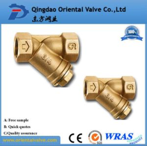 Industry Strainer Made in China, Large Type, Flange, Pn10/Pn16, Brass Y Strainer, Water, Oil, Gas Strainer pictures & photos