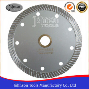 125mm Hot Press Sintered Turbo Saw Blade Granite Cutting Blade pictures & photos