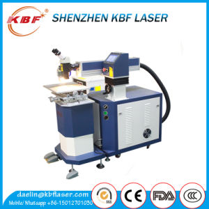 Industrial Metal Small Mould YAG Laser Welding Machine pictures & photos
