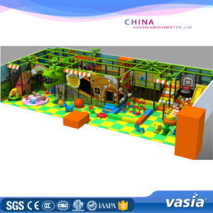 2017 Vasia Children Playground Indoor Jungle Theme pictures & photos