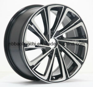 17 Inch High Quality Car Rims with PCD 4/5X100/114.3 pictures & photos