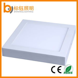 Flat Surface Home Ceiling Square Thin 18W LED Panel Light pictures & photos