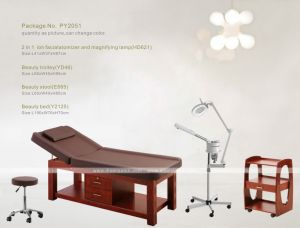 Massage Beauty Bed (Y2125) pictures & photos
