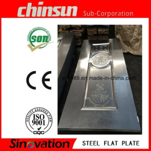 Cold-Rolled Steel Door Skin, Steel Door Panel pictures & photos