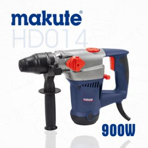 High Speed 28mm Rotray Hammer Drill 900W (HD014) pictures & photos