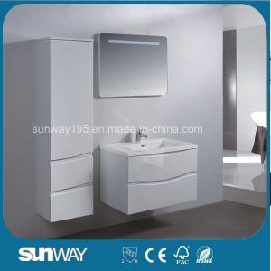 2016 New Hot Selling Bathroom Cabinet in MDF pictures & photos