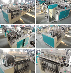 Automatic Heat-Sealing and Heat-Cutting Bag Making Machine pictures & photos