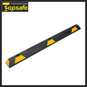 Rubber Wheel Stopper for Car Parking (S-1507) pictures & photos