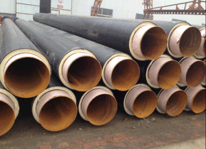 SSAW Steel Pipe with Insulation pictures & photos