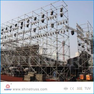 Stage Truss System, Aluminum Stage Truss, Stage Lighting Truss pictures & photos