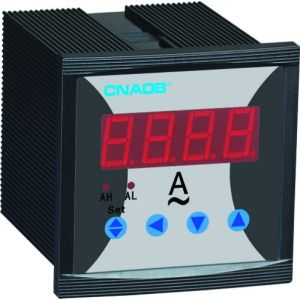 Single Phase Digital Ammeter with Alarm Size 72*72 AC5a Factory Low Price pictures & photos